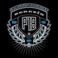 Přebal CD P-13