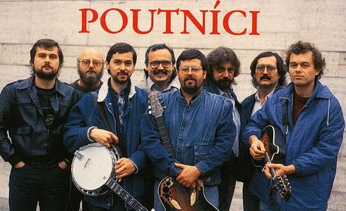 Přebal 2CD Poutníci – Zlatá éra 1983–1991
