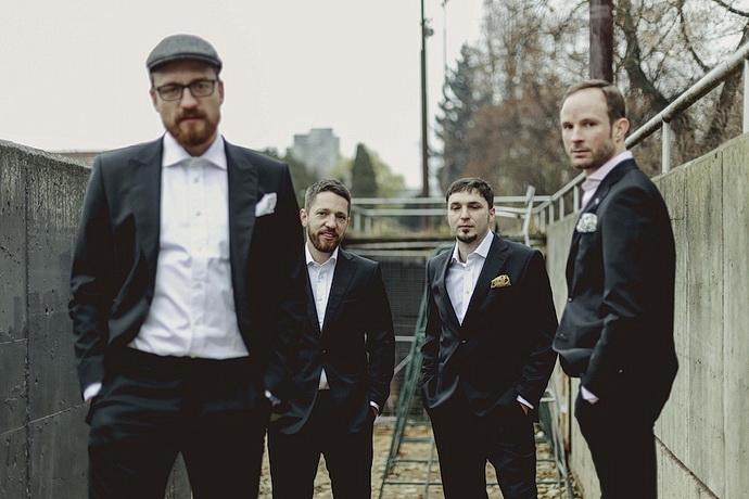 Organic Quartet (Foto: Dušan Tománek)