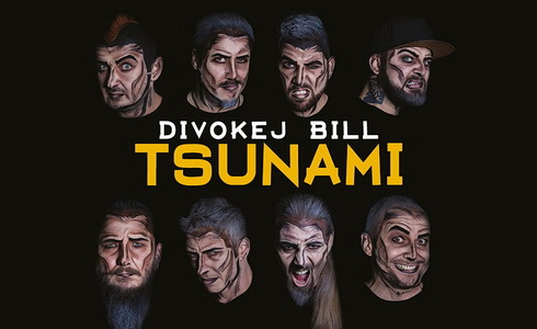 Přebal alba Tsunami