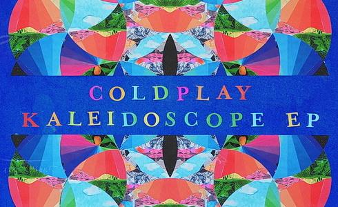 Přebal EP Kaleidoscope