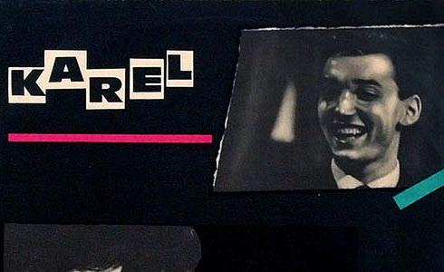 Přebal CD Zpívá Karel Gott