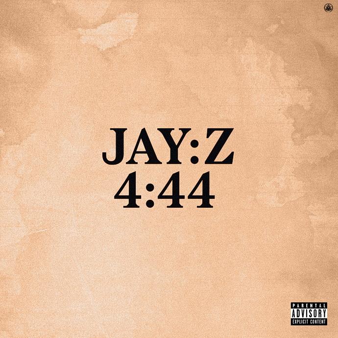 Přebal alba 4:44