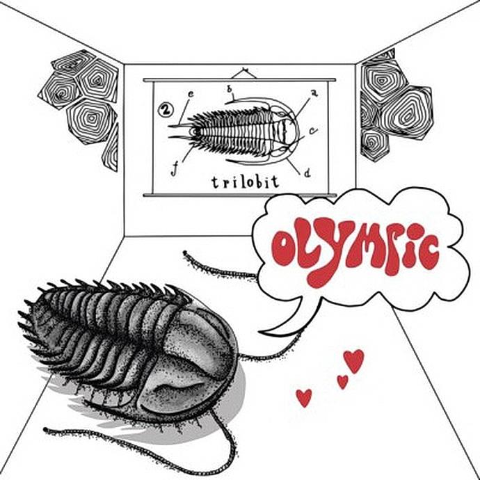 Přebal alba Trilobit