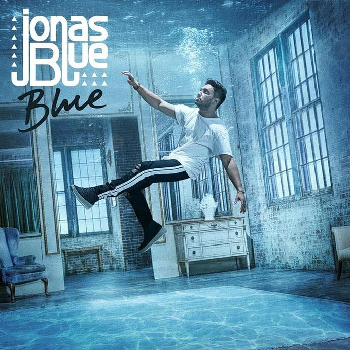 Přebal alba Blue