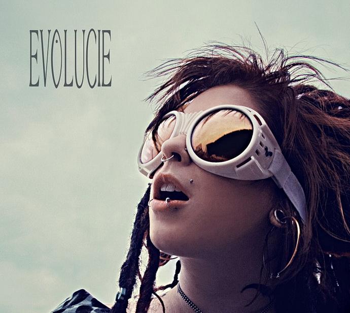 Přebal alba Evolucie