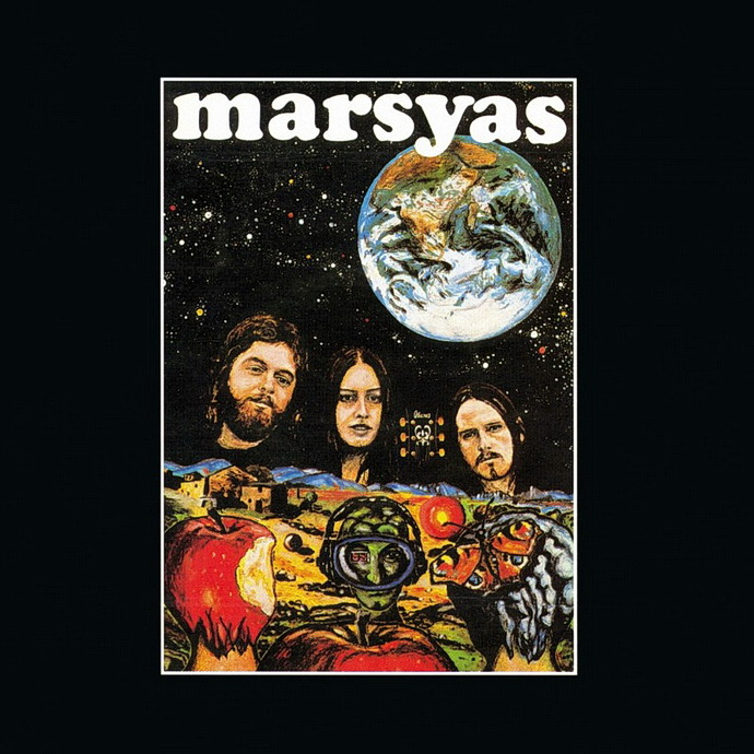 Přebal alba Marsyas