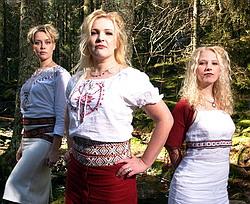 Finská skupina Värttinä