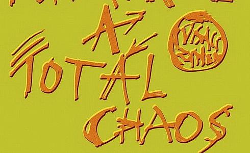 Přebal alba Anarchie a totál chaos