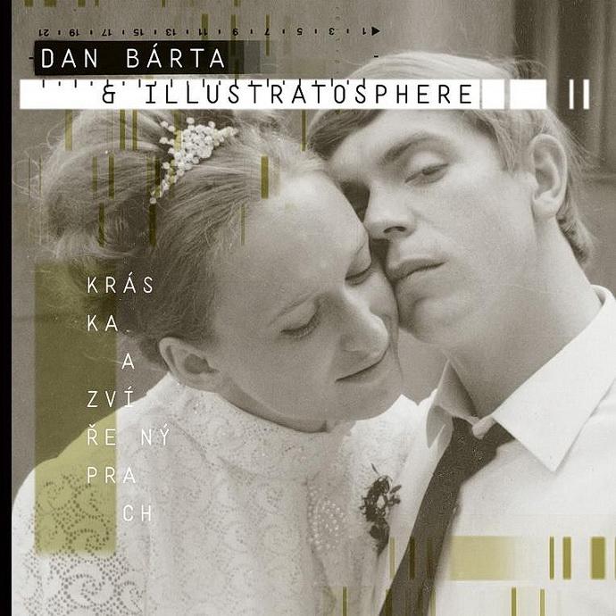 Přebal alba (Dan Bárta, HP)