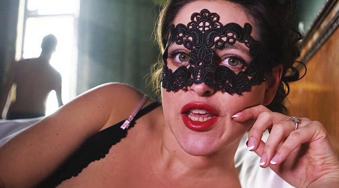 Diva Baara ve videoklipu Jen pro jednou
