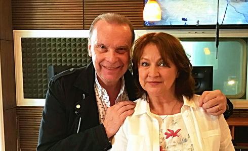 Štefan Margita a Zlata Adamovská