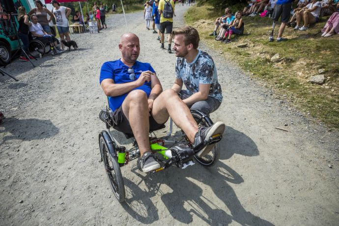 Martin Chodúr a Stanislav Fais (Zdroj: J. Zerzoň)