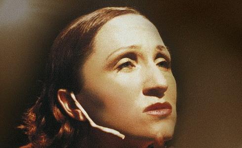 Bára Basiková - Máří Magdaléna (Foto: Antonín Malý)