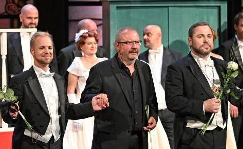 Stanislav Moša ve Slovinském národním divadle