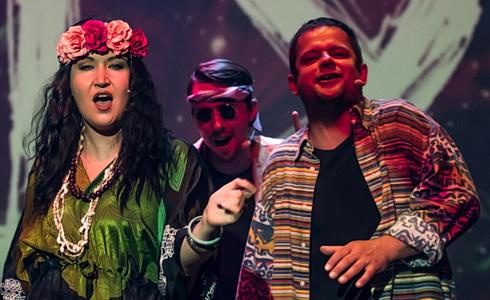 Stoletje mjuzikla (Foto: Jaka Varmuž)