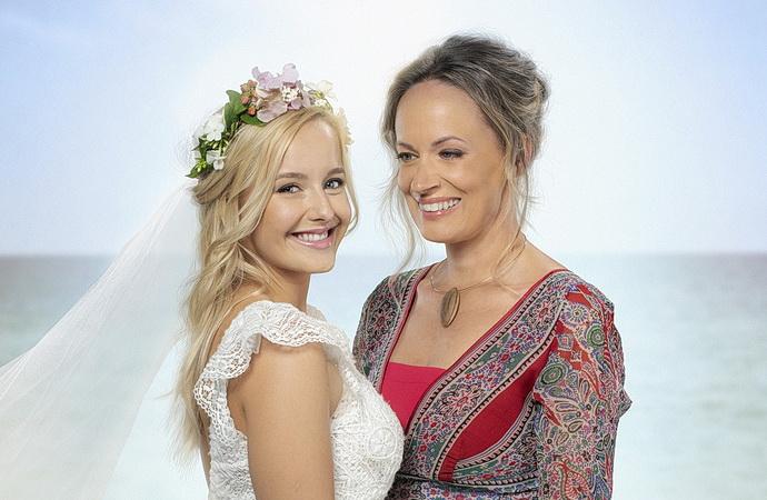 Dagmar Křížová  a Alena Antalová (Mamma Mia!)