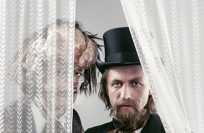 Tomáš Havlínek a Tomáš Klus (Elefantazie)