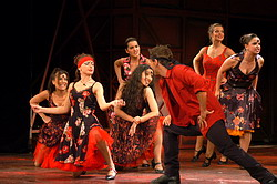 Z inscenace West Side Story