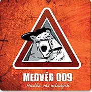 Přebal CD Medvěd 009