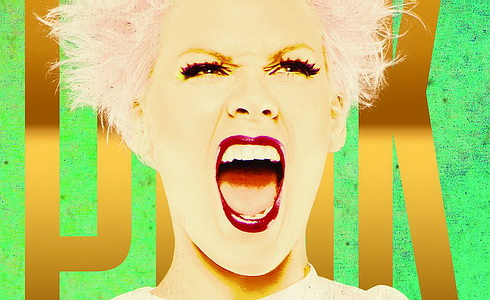 Přebal DVD P!nk - The Truth About Love Tour: Live From Melbo