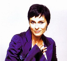Zpěvačka Lisa Stansfield