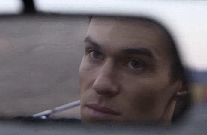 Albert Černý v klipu Nová láska