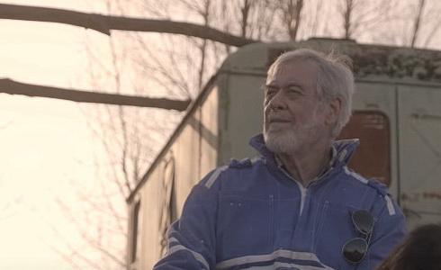 Michal Prokop v klipu Má vlast