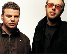 Dvojice The Chemical Brothers