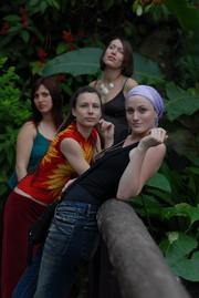 Vokální skupina Yellow Sisters