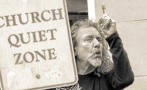 Robert Plant + Sensational Space Shifters