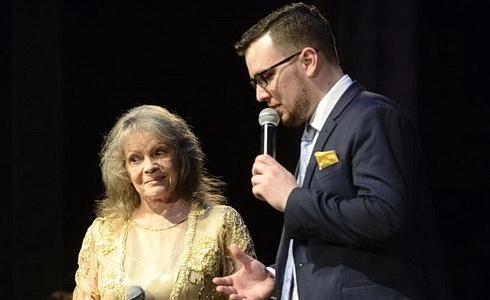Eva Pilarova a Petr Sovič