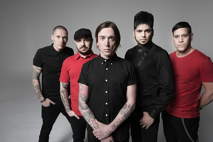 Billy Talent (Zdroj: Dustin Rabin)