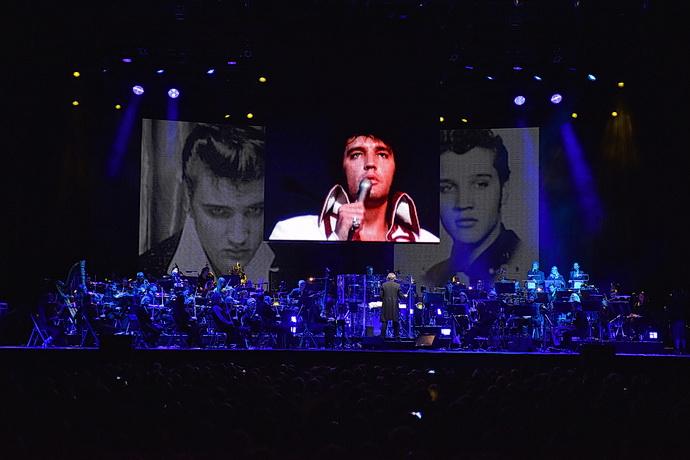 Elvis - Live on Screen (Priscilla Presley) Zdroj: JVS Group