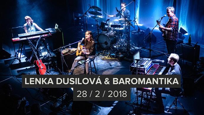 Lenka Dusilová & Baromantika