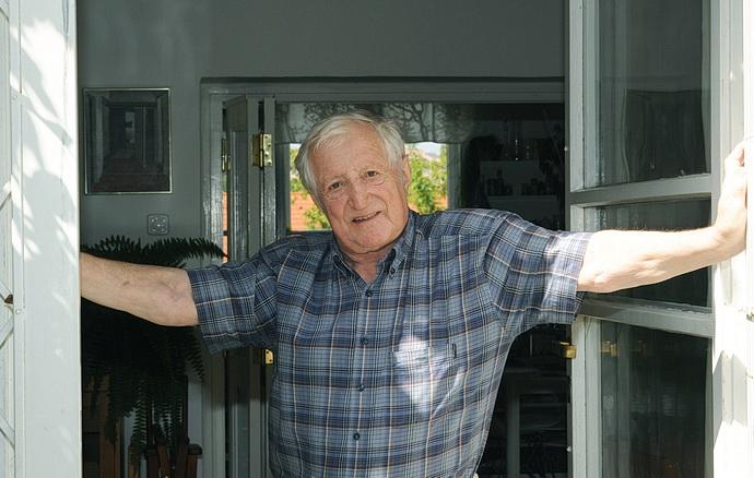 Pavel Bobek v roce 2013 (Foto: Alan Pajer)