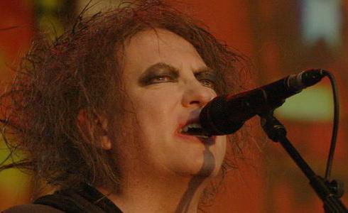 The Cure koncert z Hyde Parku