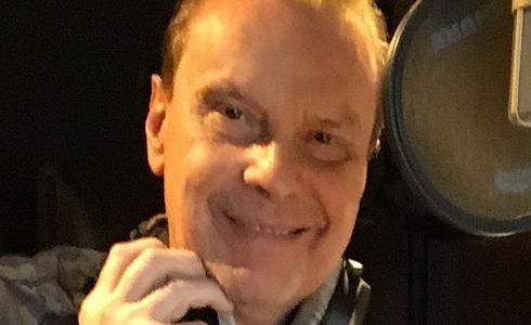 Štefan Margita při nahrávání alba Mapa lásky