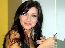 Zpěvačka Jitka Charvátová
