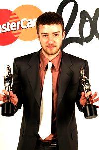 Spokojený Justin Timberlake