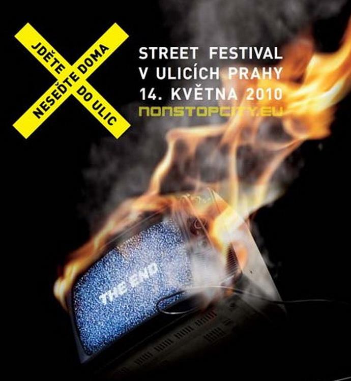 První městský pouliční festival