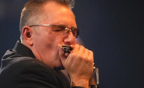Paul  Lamb (Zdroj I. Prokop)
