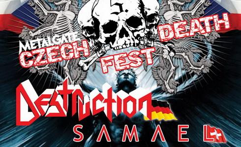 MetalGate Czech Death Fest 2013