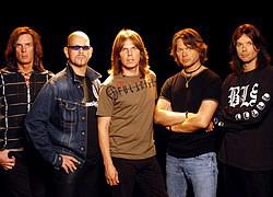 Švédská kapela Europe