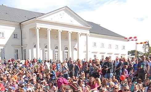 Festival Kefír na zámku Kačina(Foto: Zdeněk Hejduk)