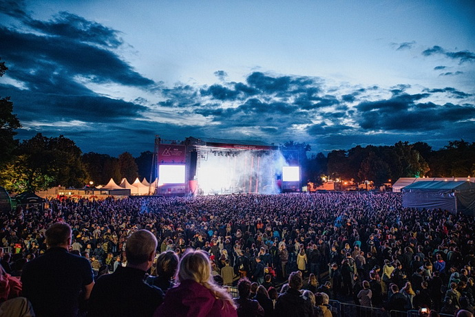 Metronome Festivalu Prague