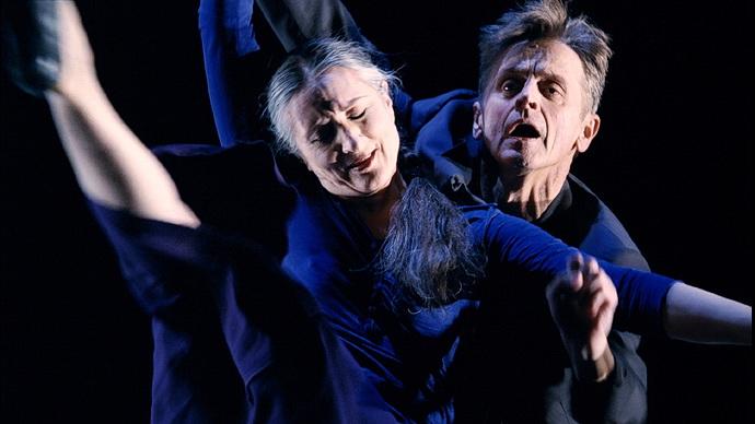Ana Laguna a Michail Baryšnikov (Prostor)