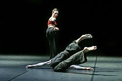 Z představení Intervalle