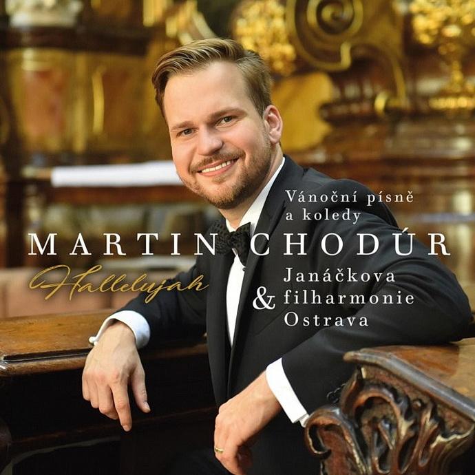 Přebal alba Martin Chodúr - Hallelujah