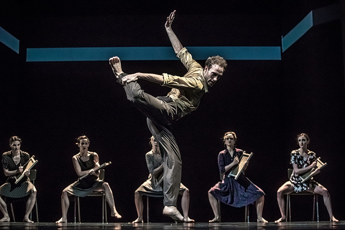Giovanni Rotolo a soubor Baletu ND